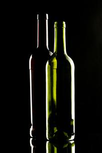 glass reflectionsの写真素材 [FYI00688445]