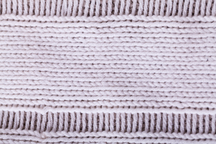 closeup of a bright gewebetruktur knitted woolの写真素材 [FYI00688891]