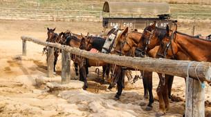 western ranchの写真素材 [FYI00691625]
