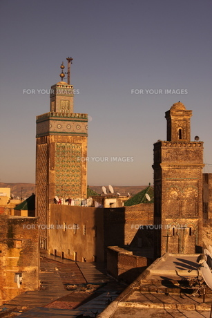 africa morocco fesの写真素材 [FYI00692363]