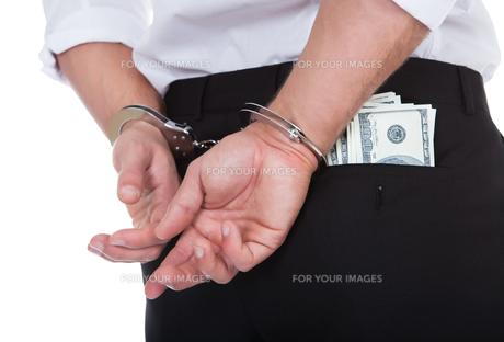 briberyの写真素材 [FYI00693114]