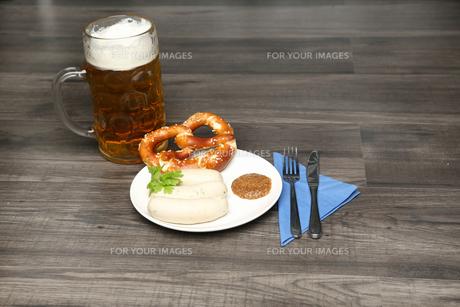 bavarian snackの写真素材 [FYI00694768]