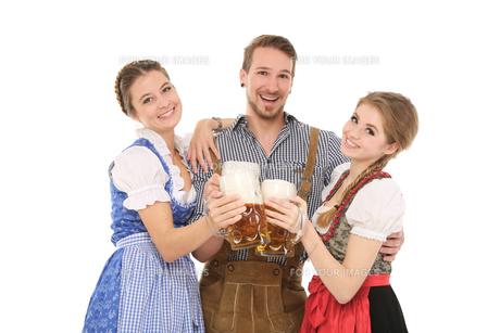 bavarian groupの写真素材 [FYI00694773]