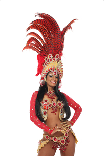 samba dancerの写真素材 [FYI00695291]