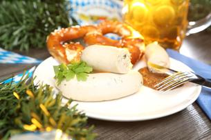 bavarian snackの写真素材 [FYI00695424]