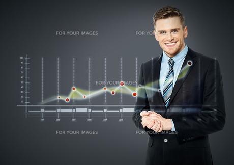 presentationの写真素材 [FYI00695902]