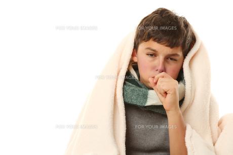 sick childの素材 [FYI00695942]