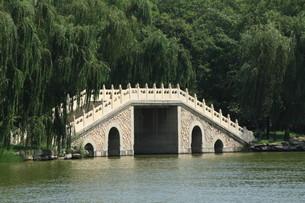 the imperial gardens in beijingの写真素材 [FYI00696056]
