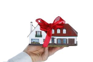 house giftの写真素材 [FYI00696480]