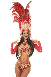 samba dancerの写真素材 [FYI00696510]