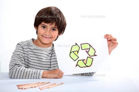 childrenの写真素材 [FYI00697095]