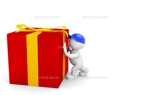 great giftの写真素材 [FYI00697383]