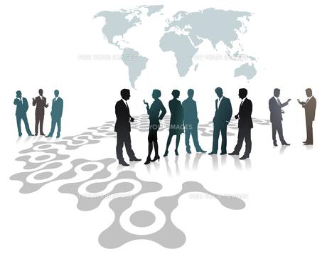 global networkの素材 [FYI00697502]