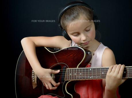 music_instrumentsの写真素材 [FYI00698704]