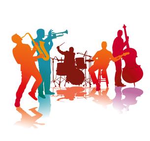 jazz bandの写真素材 [FYI00699002]