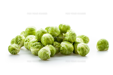 brussels sproutsの素材 [FYI00699219]
