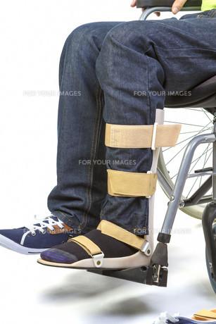 wheelchairの素材 [FYI00699435]