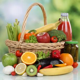 fruits_vegetablesの写真素材 [FYI00700056]