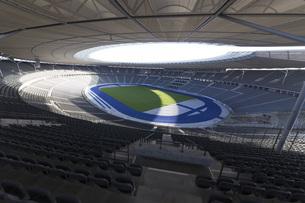 football stadiumの素材 [FYI00700128]