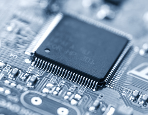 microprocessorの素材 [FYI00700825]