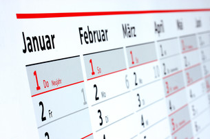 year planの写真素材 [FYI00701089]