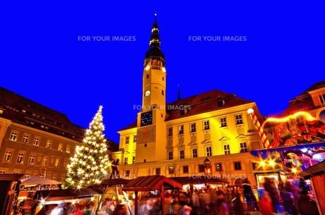 bautzen christmas market - bautzen christmas market 04の写真素材 [FYI00701154]