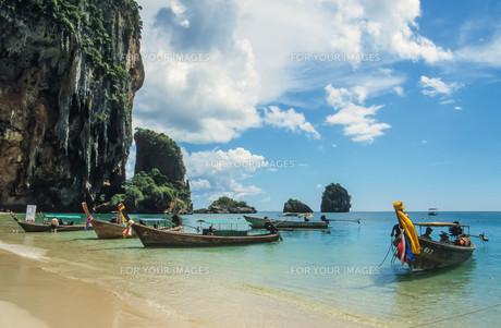 tropical beachの写真素材 [FYI00701295]