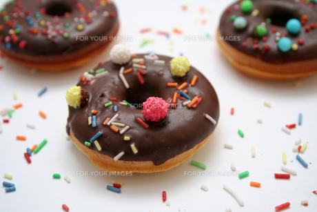 donutsの写真素材 [FYI00701478]