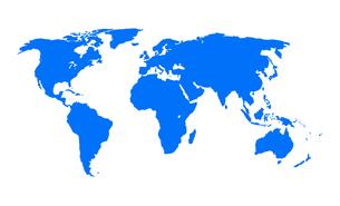 earth mapの写真素材 [FYI00701605]