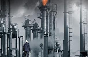 industrial_buildingsの写真素材 [FYI00701826]