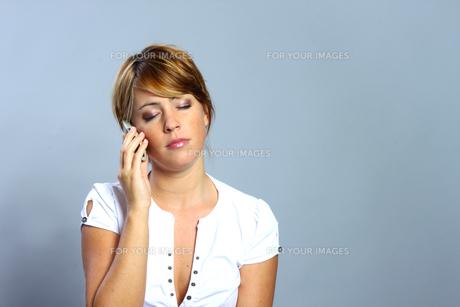 boring callの素材 [FYI00702443]