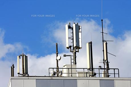 mobile plantの写真素材 [FYI00702485]