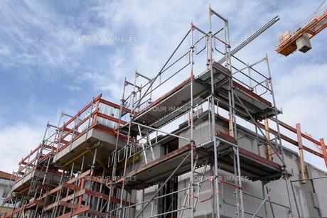 building siteの素材 [FYI00702701]
