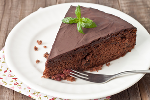 chocolate cakeの素材 [FYI00702883]