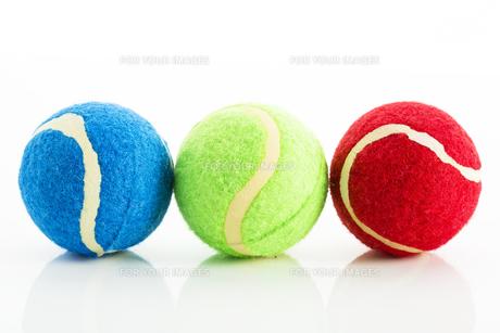 tennis balls for animalsの素材 [FYI00702922]