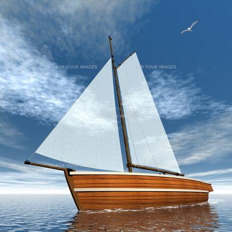sailの素材 [FYI00703049]
