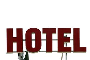hotelの写真素材 [FYI00703098]