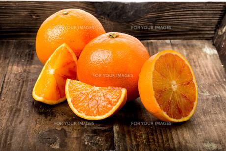 blood orangeの素材 [FYI00703959]