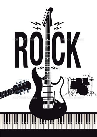 rock musicの写真素材 [FYI00704152]