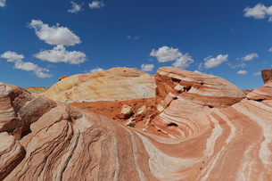 valley of fire state parkの写真素材 [FYI00704861]