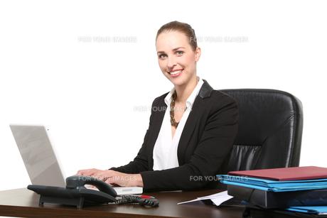 associate in the officeの素材 [FYI00707464]