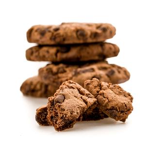 isolated cookiesの素材 [FYI00708525]