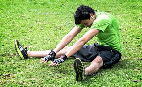 fitness_funsportの写真素材 [FYI00710815]