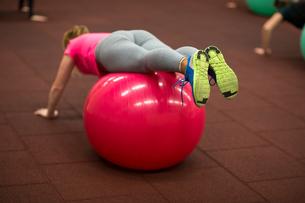 fitness_funsportの写真素材 [FYI00711983]