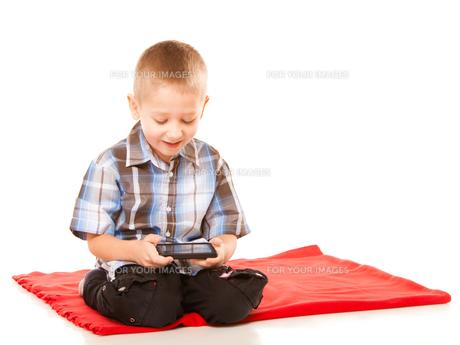 childrenの写真素材 [FYI00712274]