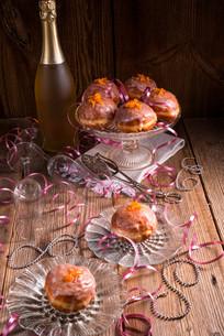berliner donutの写真素材 [FYI00713749]