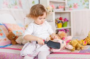 childrenの写真素材 [FYI00716897]