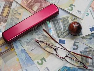 reading glassesの写真素材 [FYI00717643]