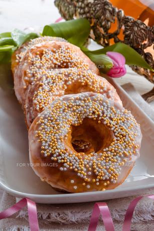donutの素材 [FYI00720161]