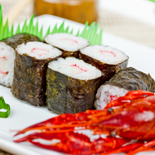 sushiの写真素材 [FYI00721343]